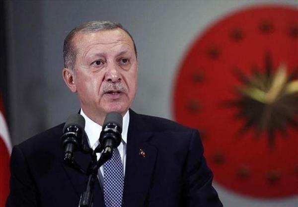 موضع اردوغان در مورد تحریم احتمالی آمریکا علیه ترکیه