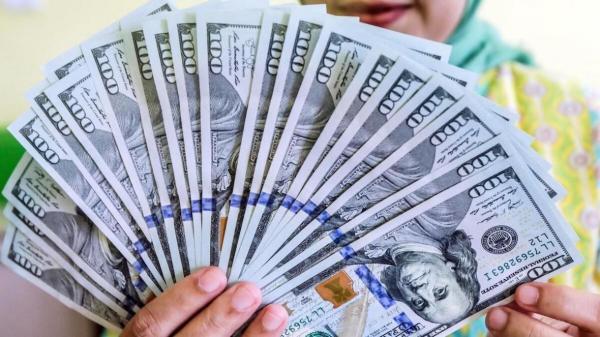 ریزش دوباره دلار