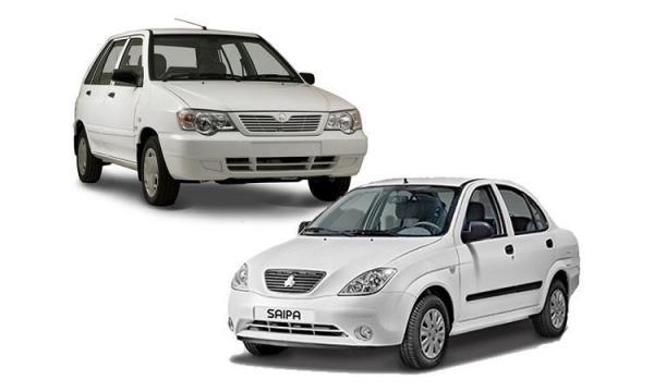 قیمت خودرو های سایپا، پراید و تیبا 14 دی 99
