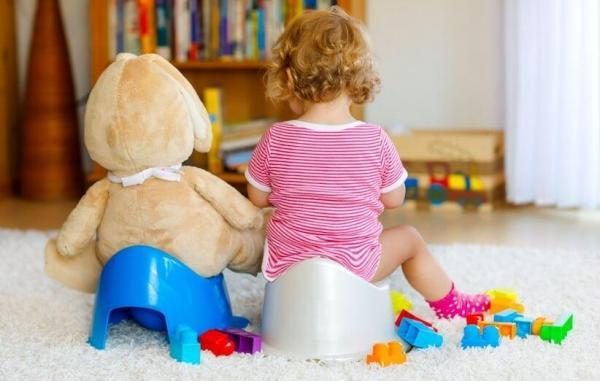 ترفندهای ساده و کاربردی برای آموزش استفاده از توالت به بچه ها نوپا