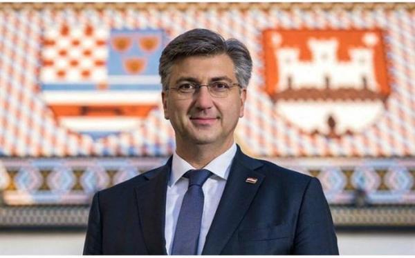 قدردانی نخست وزیر کرواسی از ابراز همدردی ایران در پی زلزله این کشور