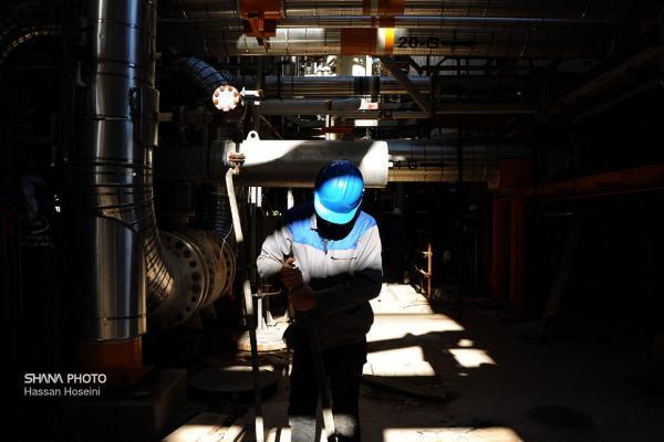 سازندگان ایرانی عمده تجهیزات صنعت گاز را تامین می نمایند