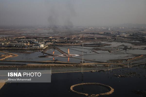 در روز هوای پاک، خوزستان نفس نکشید