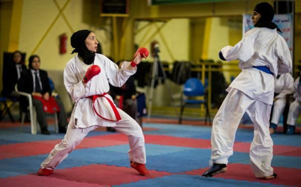 اردونشینان تیم ملی کاراته زنان ایران معرفی شدند