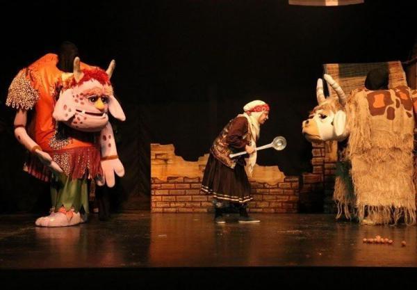 خبرنگاران هنرمند کهگیلویه و بویراحمد در جشنواره بین المللی نمایش عروسکی درخشید