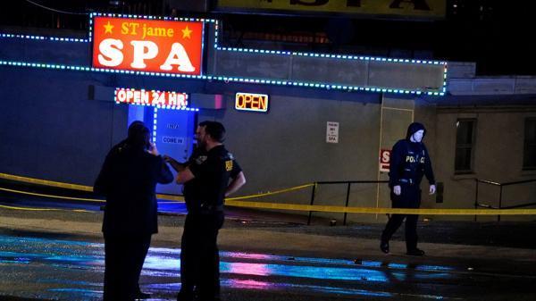 تیراندازی در آمریکا 8 کشته و یک زخمی بر جای گذاشت