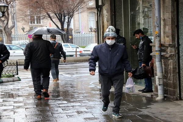 بارش های بهاری در اغلب استان ها تا روز دوشنبه ادامه دارد