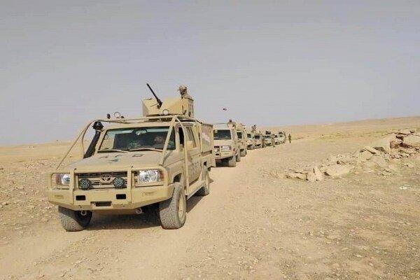 عملیات نظامی در دیالی عراق برای درهم کوبیدن شبکه های تکفیری