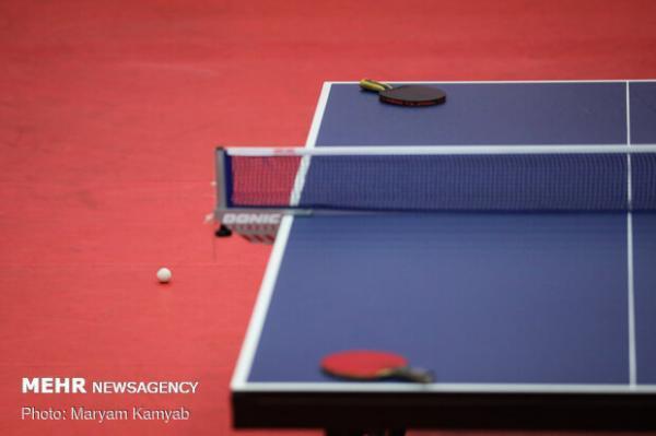 فینالیست های لیگ تنیس روی میز بانوان تعیین شدند