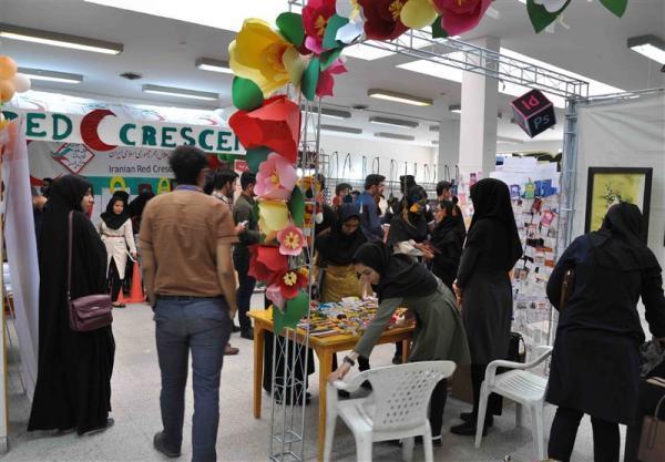 استان فارس، میزبان پنجمین جشنواره کشوری رویش دانشگاه های پیغام نور کشور شد