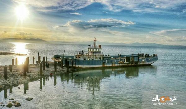 معرفی دریاچه ارومیه ؛ بزرگترین دریاچه آب شور خاورمیانه، عکس