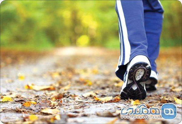4400 قدم برای جلوگیری از بیماری ها