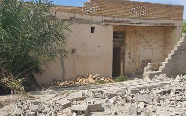 زلزله بندر گناوه به صنایع پتروشیمی جنوب ایران آسیبی نزد