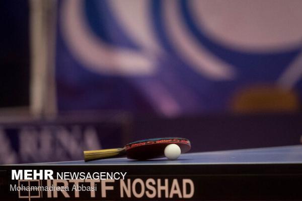 برنامه اردوهای تیم های ملی تنیس روی میز تا شهریورماه اعلام شد