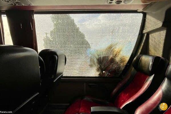 جرم حمله به اتوبوس پرسپولیس کمتر از انداختن آب دهان!