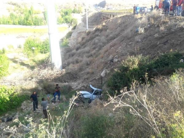 2 کشته و یک مصدوم در پی برخورد پژو پارس و پراید در محدوده پل مهریان یاسوج