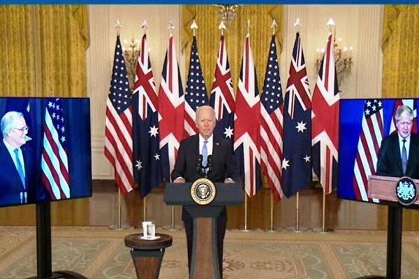تور استرالیا ارزان: آمریکا با انگلیس و استرالیا توافق همکاری سه جانبه امضا کرد