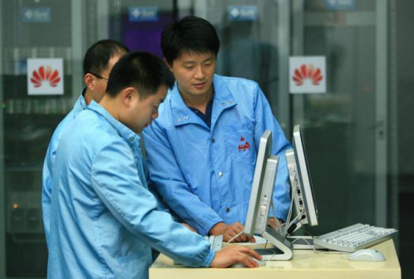 افزایش چشم گیر بودجه تحقیق و توسعه هوآوی