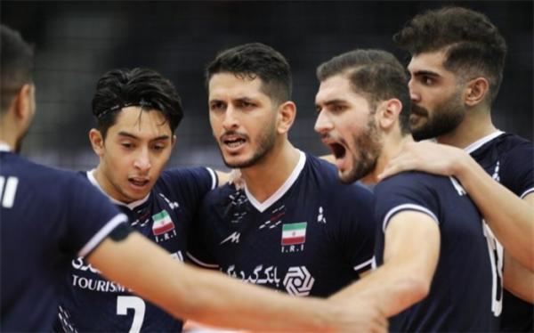 والیبال قهرمانی آسیا؛ هیچ تیمی جلودار ایران نیست